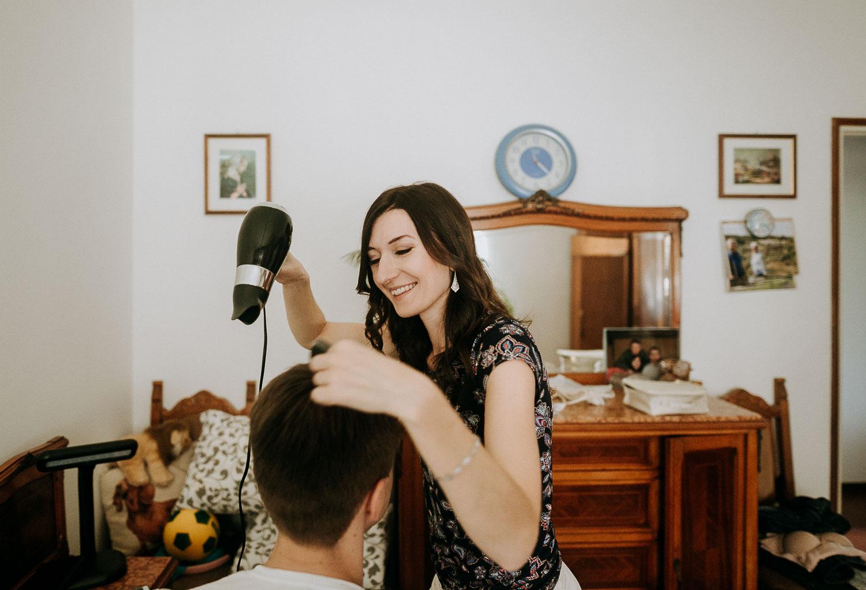 wyjazdowy plener slubny wlochy fotograf krakow