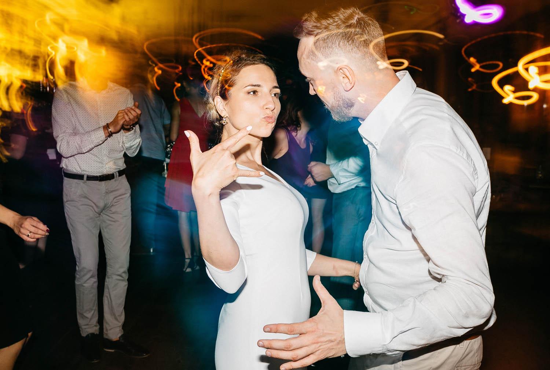 Justyna i Michał, Ślub w Willi Decjusza, Wesele Projekt Strzelnica i Plac Nowy 1
